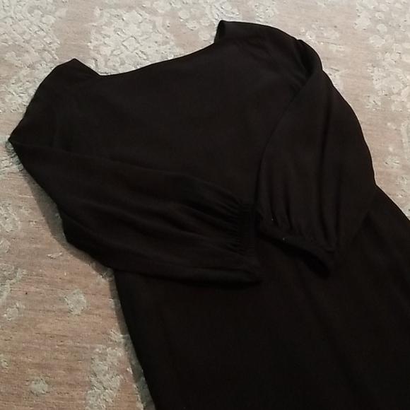 Gap Black mini dress XS